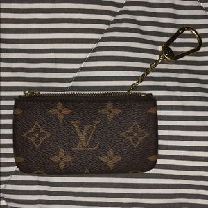 Louis Vuitton Mono Key Cles